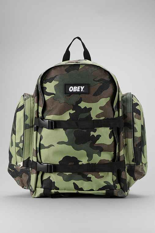 OBEY Field Backpack