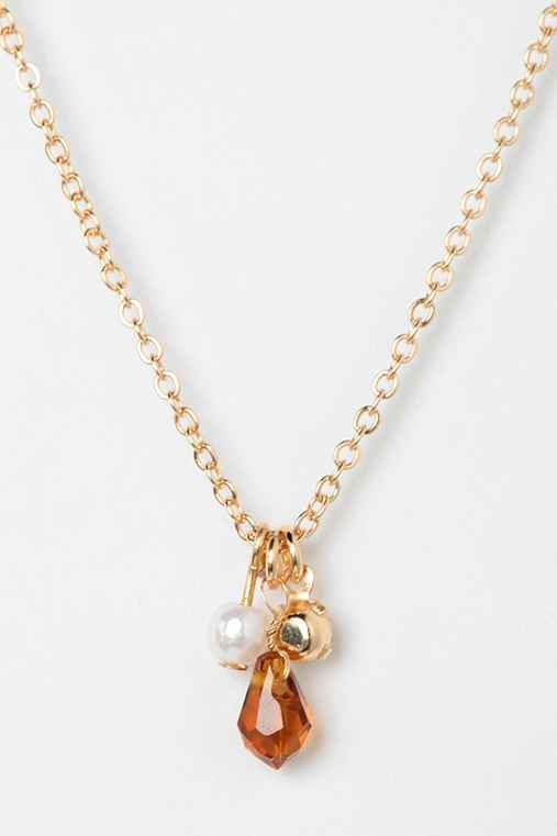 Davie Delicate Charms Necklace