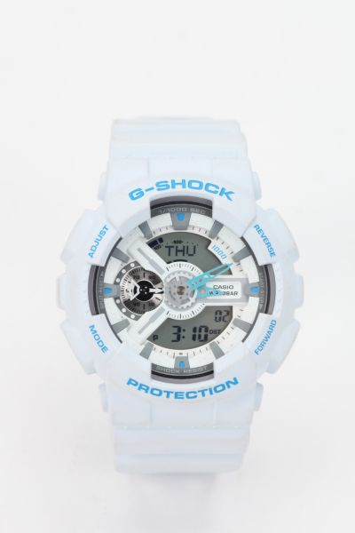 G-Shock GA-110 X-Large Combi Monotone White Watch