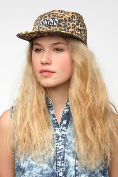 DimePiece Leopard 5-Panel Hat
