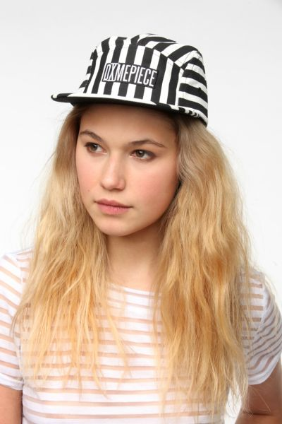 DimePiece Stripe Out 5-Panel Hat