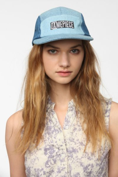 DimePiece 4-Way Denim 5-Panel Hat