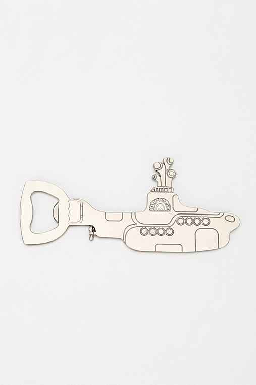 yellow submarine bottle opener urban outfitters. Black Bedroom Furniture Sets. Home Design Ideas