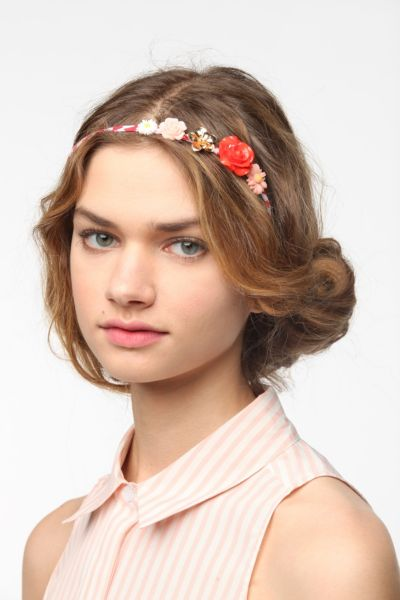 Candy Flower Headband