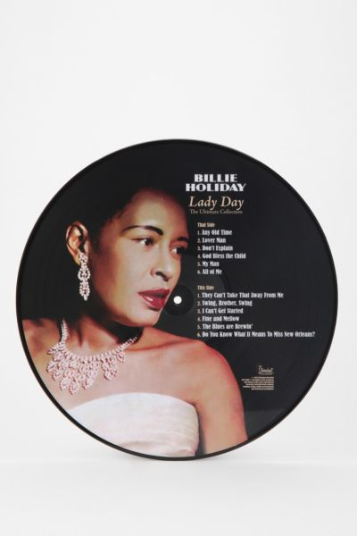 Billie Holiday - Lady Day, The Ultimate Collection Picture Disc LP