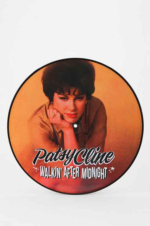 Patsy Cline - Walkin' After Midnight Picture Disc LP