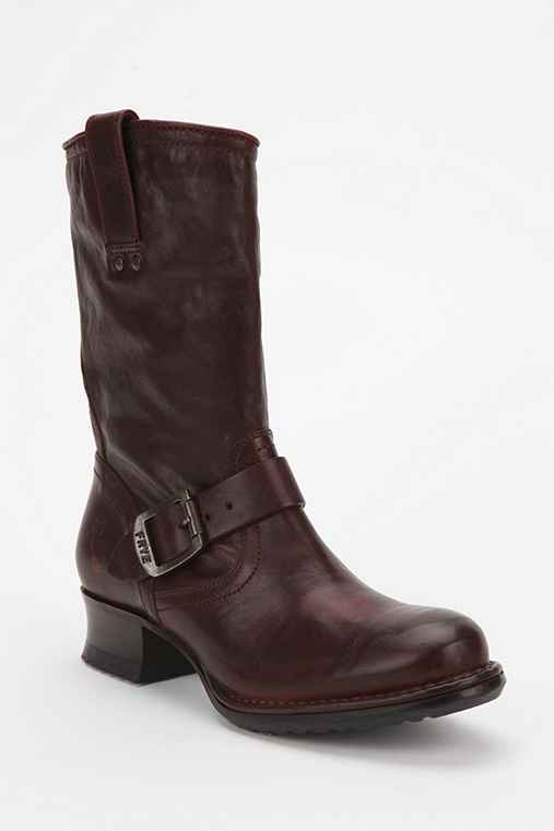 Frye Martina Short Engineer Boot