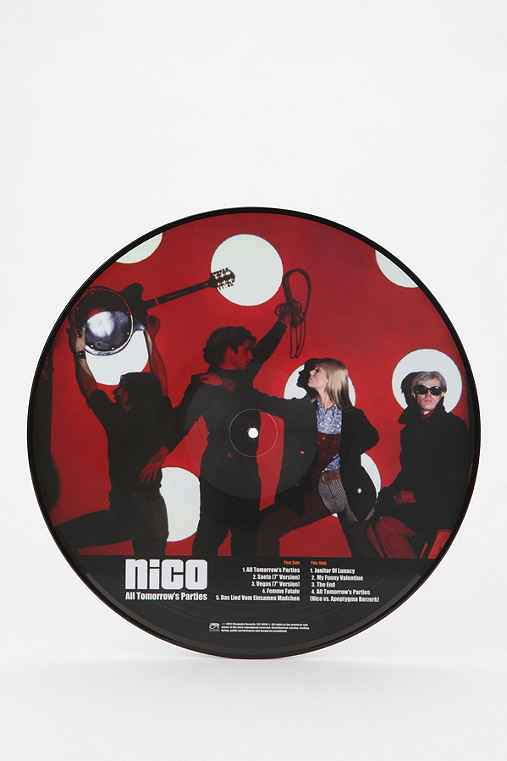 Nico - All Tomorrow's Parties LP