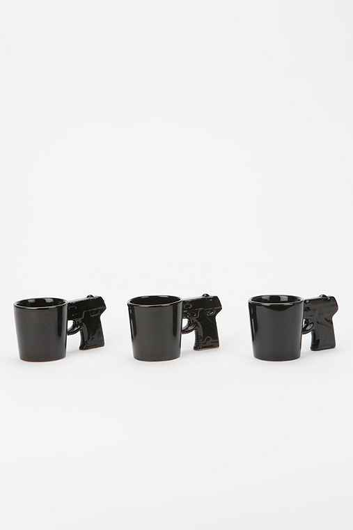 Gunshot Shot Glass - Set Of 3