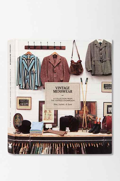 The Vintage Showroom: Menswear By Josh Sims