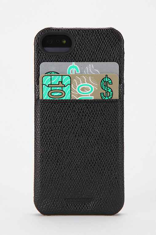 HEX Solo Wallet iPhone 5/5s Case
