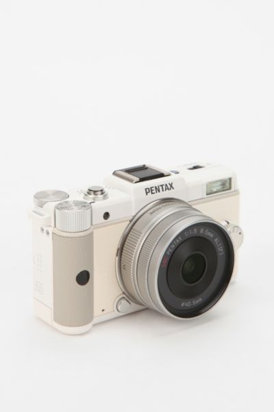 PENTAX Q Twin Lens Digital Camera
