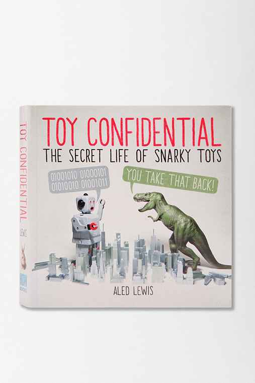 Toy Confidential By Aled Lewis