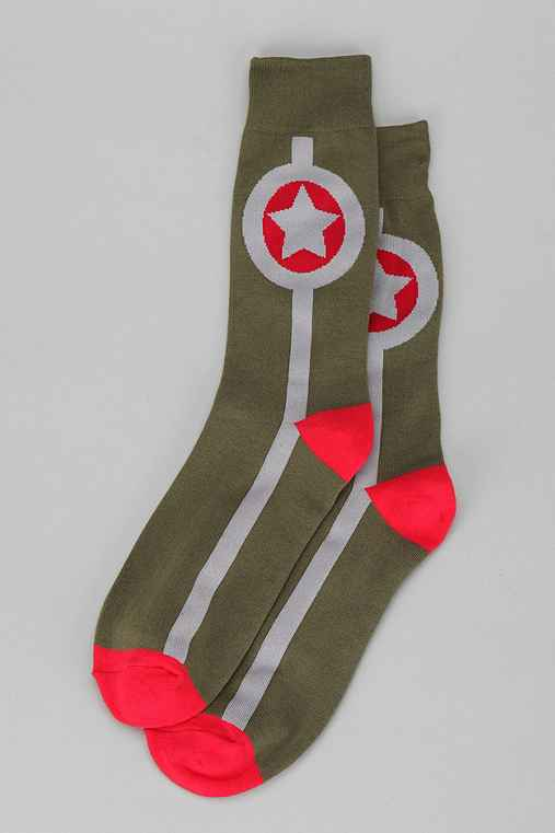 Sock it to Me Military Star