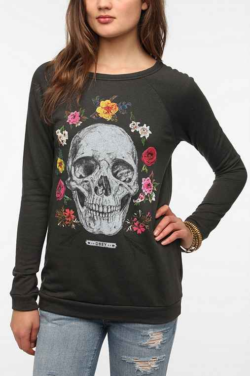 OBEY Reincarnation Sweatshirt