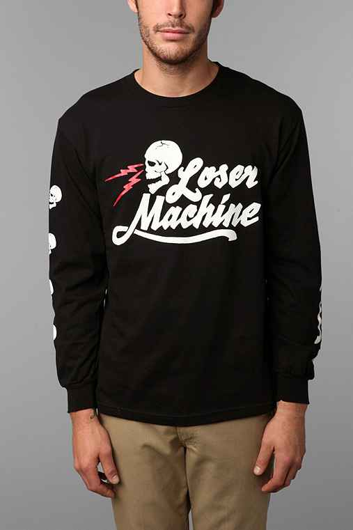 Loser Machine Mind Bender Long-Sleeve Tee