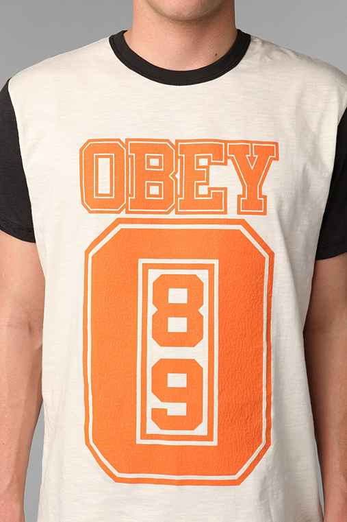 OBEY Jersey Tee