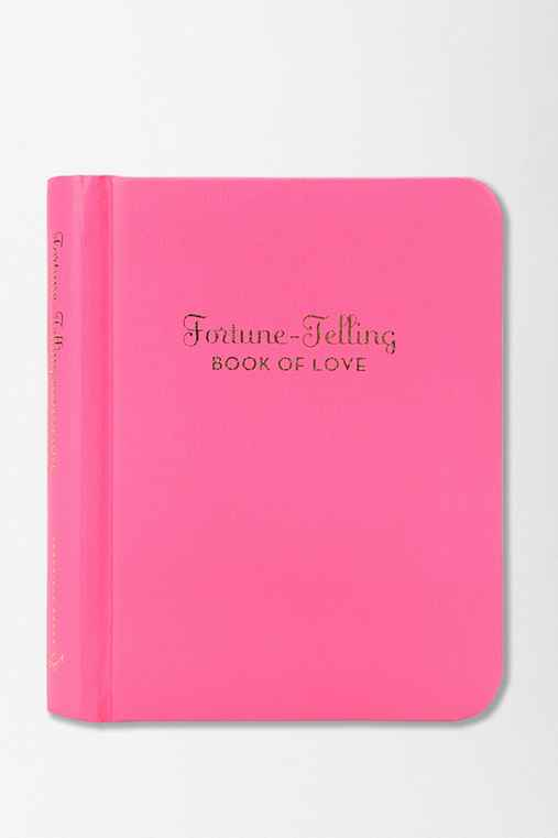 Fortune-Telling Book Of Love By Grady McFerrin