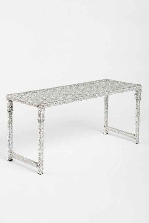 Silver Cloud Bench