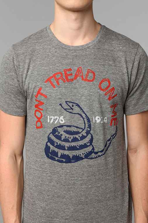 Altru Don't Tread On Me Tee