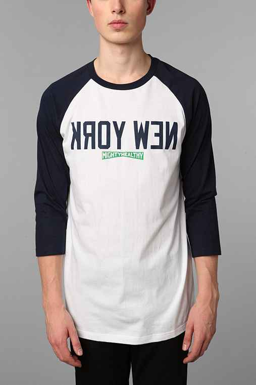 Mighty Healthy KROY WEN Raglan