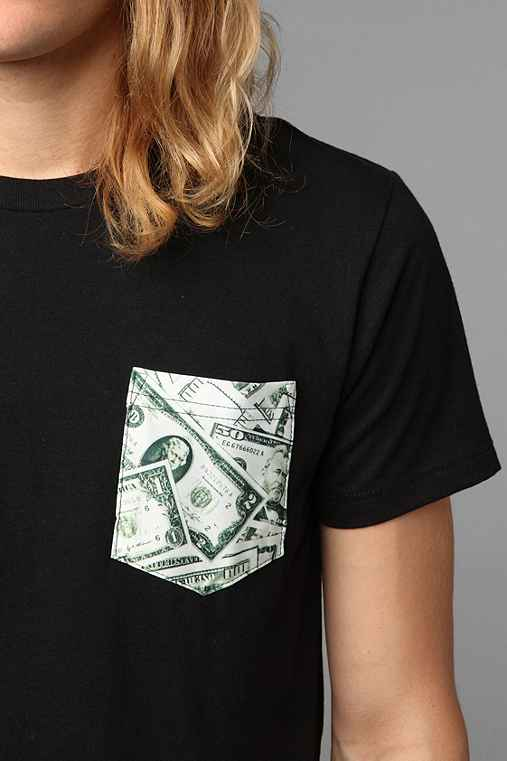 Cash Money Pocket Tee