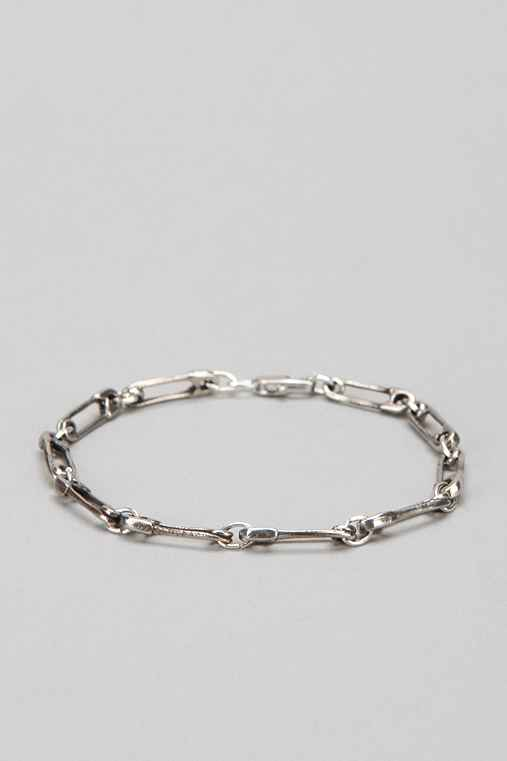 Beneath the Roses Safety Pin Bracelet