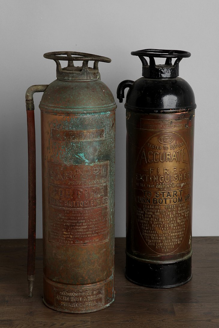 Vintage Fire Extinguisher Urban Outfitters