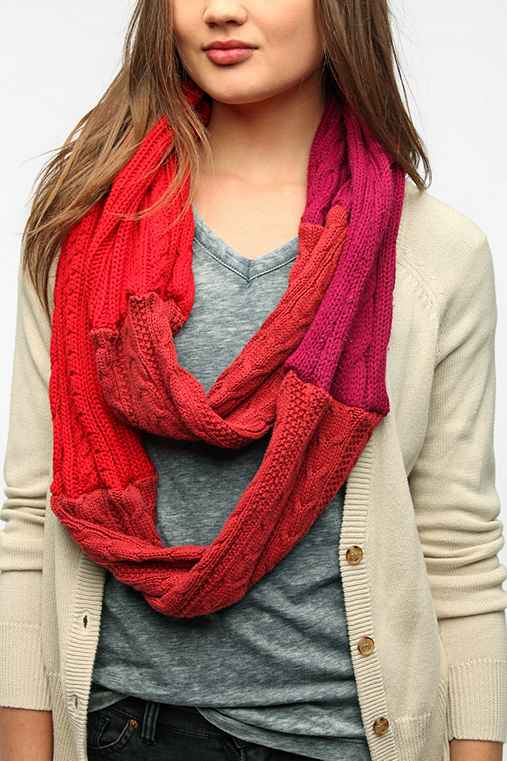 Urban Renewal Fisherman Eternity Scarf