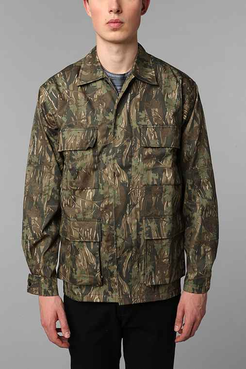 Rothco Smokey Branch Camo Jacket