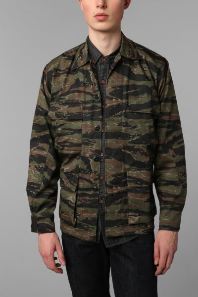 Rothco Tiger Camo Jacket