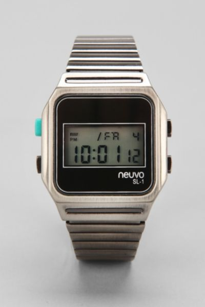 Neuvo Digital Watch