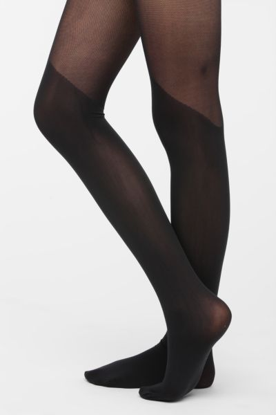 Pretty Polly Mock Over-The-Knee Tight