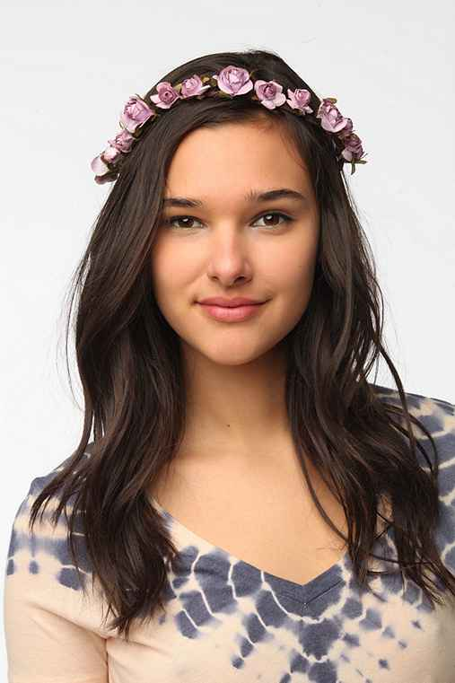 Cult Gaia Flower Crown Headwrap