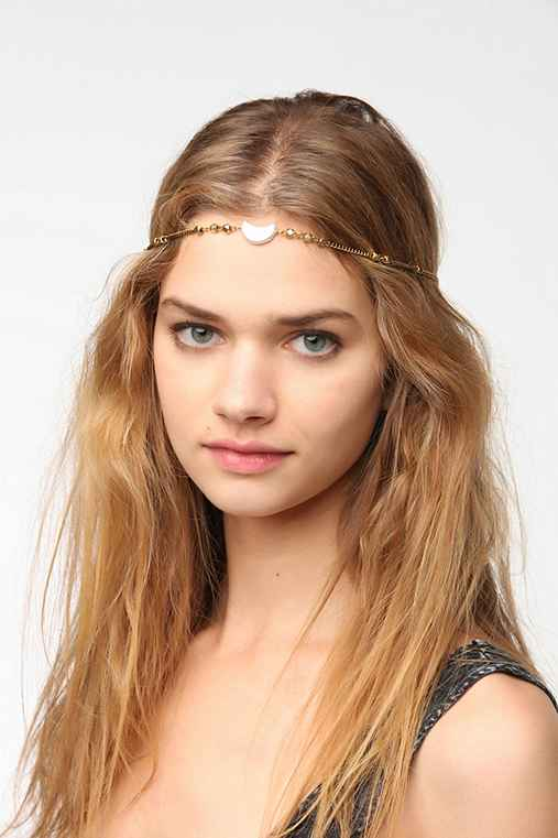 Vanessa Mooney Bella Moon Chain Headwrap