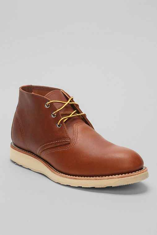 "Red Wing 6"" Work Chukka Boot"