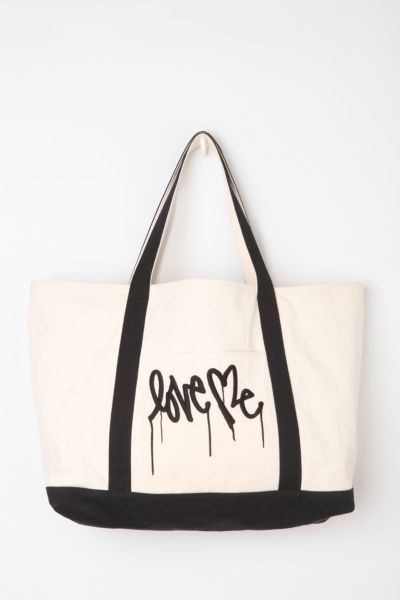 Love Me By Curtis Kulig Tote Bag