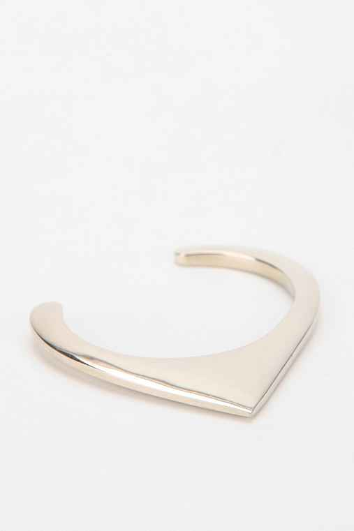 Bare Collection Angled Apex Cuff Bracelet