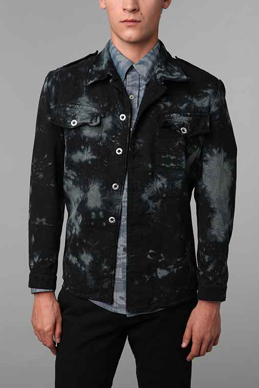 Urban Renewal Marbled Swiss Jacket