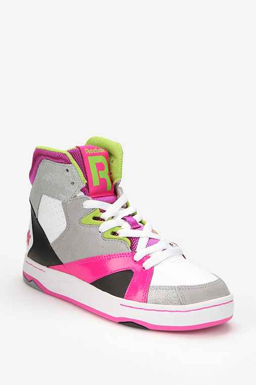Reebok Femme Devil High-Top Sneaker