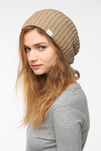 Coal Cottonwood Ribbed Beanie