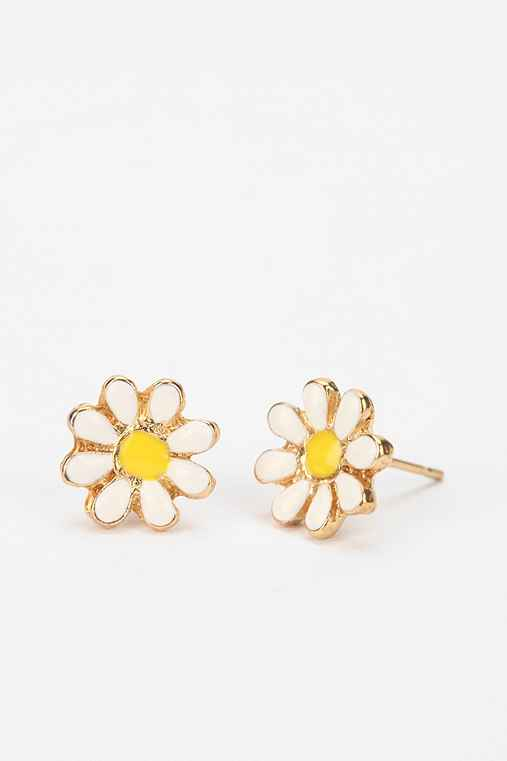 Diament Jewelry For Urban Renewal Daisy Stud Earring