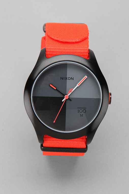 Nixon Quad Watch