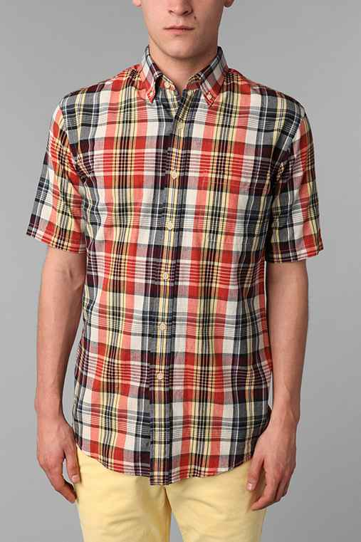 Pendleton Short-Sleeved Seaside Shirt