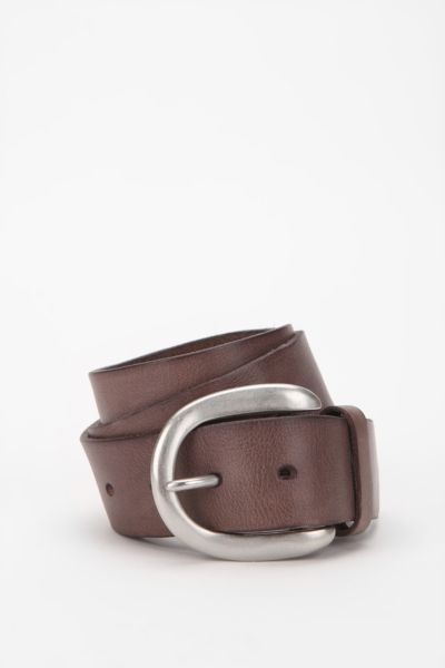 LIEBESKIND Berlin Burned Leather Belt