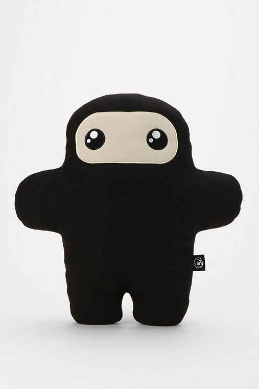 Kidrobot Big Wee Ninja Plush Figure