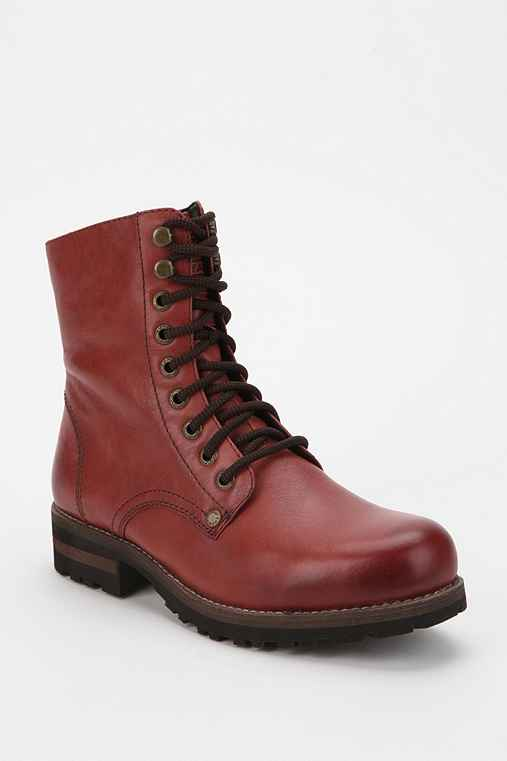 Vagabond Cathy Lace-Up Work Boot