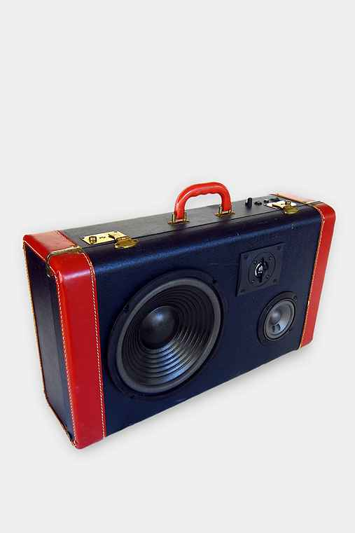 BoomCase Maritime Music Machine Speaker