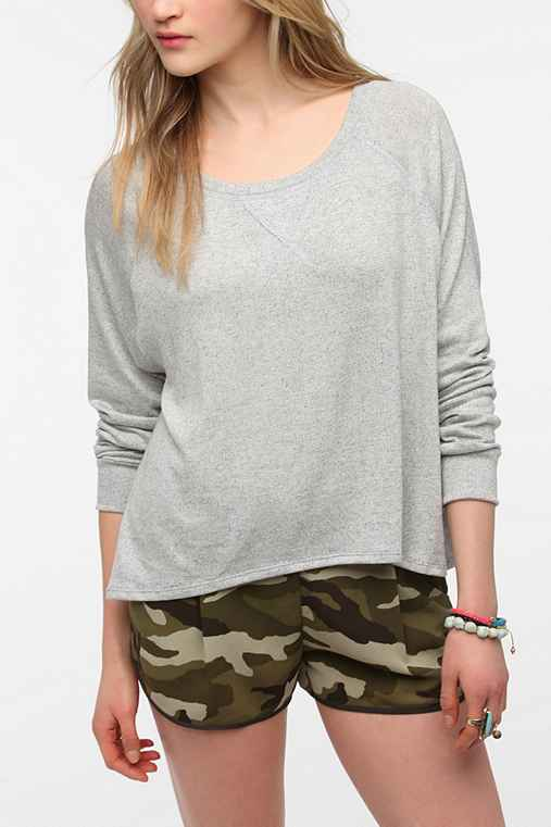 Daydreamer LA Raglan Pullover Top