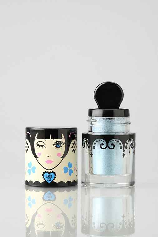 Anna Sui Limited Edition Eyes & Face Makeup Powder